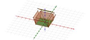 Geogebra 3D: un aiuto nello studio della geometria dello